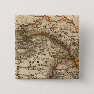 Eastern Europe 15 Cm Square Badge