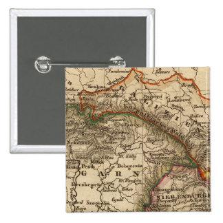 Eastern Europe 15 Cm Square Badge