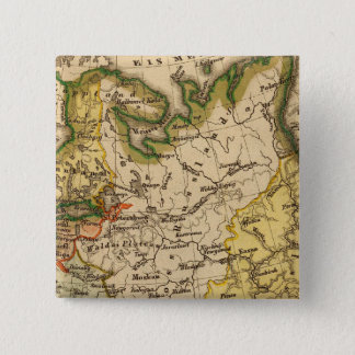 Eastern Europe and Russia 15 Cm Square Badge