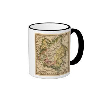 Eastern Europe and Russia Mugs