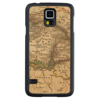 Eastern Europe Carved Maple Galaxy S5 Case