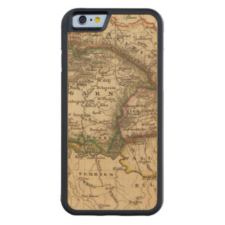 Eastern Europe Carved Maple iPhone 6 Bumper Case