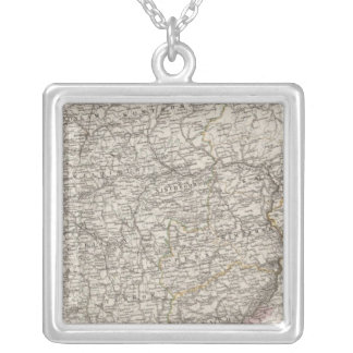 Eastern Europe, Central Russia Silver Plated Necklace