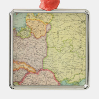 Eastern Europe communications Christmas Ornament