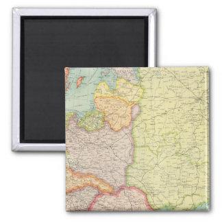 Eastern Europe communications Magnet