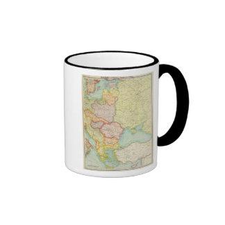 Eastern Europe communications Mugs