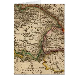 Eastern Europe Greeting Card