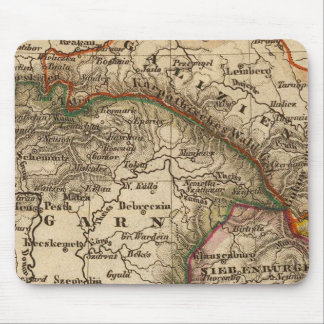 Eastern Europe Mouse Pad