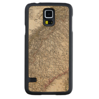 Eastern Europe, Norway Carved Maple Galaxy S5 Case
