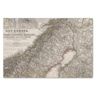 Eastern Europe, Norway Tissue Paper