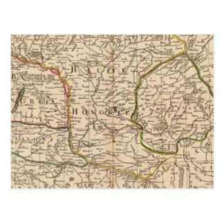 Eastern Europe Postcard