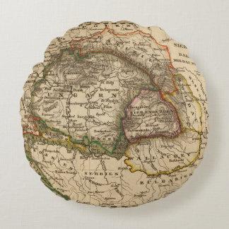 Eastern Europe Round Cushion