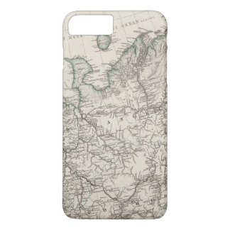 Eastern Europe, Russia iPhone 7 Plus Case