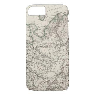 Eastern Europe, Russia iPhone 8/7 Case