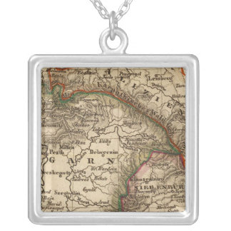 Eastern Europe Silver Plated Necklace