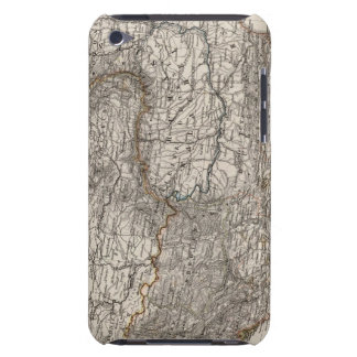 Eastern Europe, South Russia, Turkey iPod Touch Cover