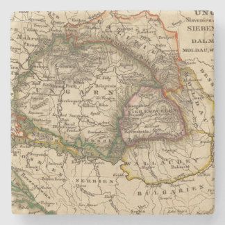 Eastern Europe Stone Coaster