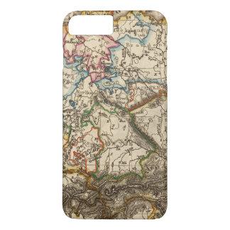 Eastern European Map iPhone 8 Plus/7 Plus Case