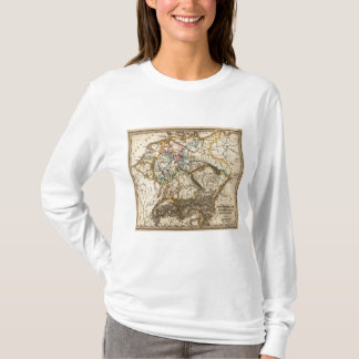 Eastern European Map T-Shirt