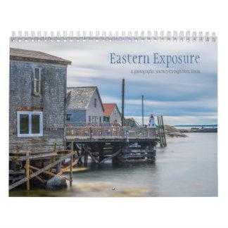 Eastern Exposure Wall Calendars