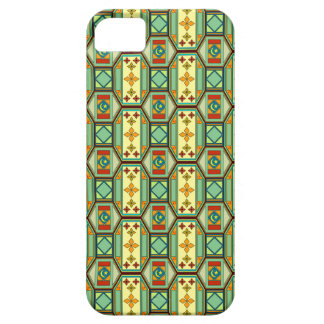 Eastern geometric pattern iPhone 5/5S covers