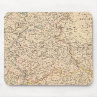 Eastern Germany Mouse Mat
