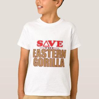 Eastern Gorilla Save T-Shirt