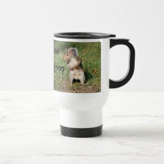 Eastern Gray Squirrel mug