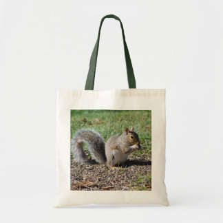 Eastern Gray Squirrel tote bag
