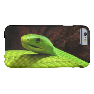Eastern Green Mamba Dendroaspis Angusticeps Barely There iPhone 6 Case