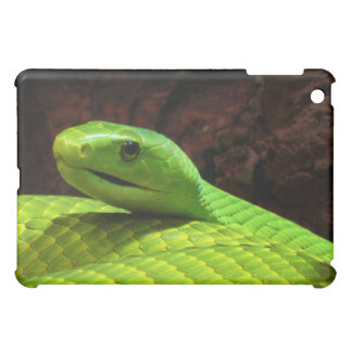 Eastern Green Mamba Dendroaspis Angusticeps Cover For The iPad Mini