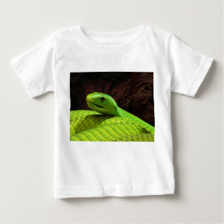 Eastern Green Mamba Dendroaspis Angusticeps T Shirts