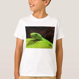 Eastern Green Mamba Dendroaspis Angusticeps Tshirt