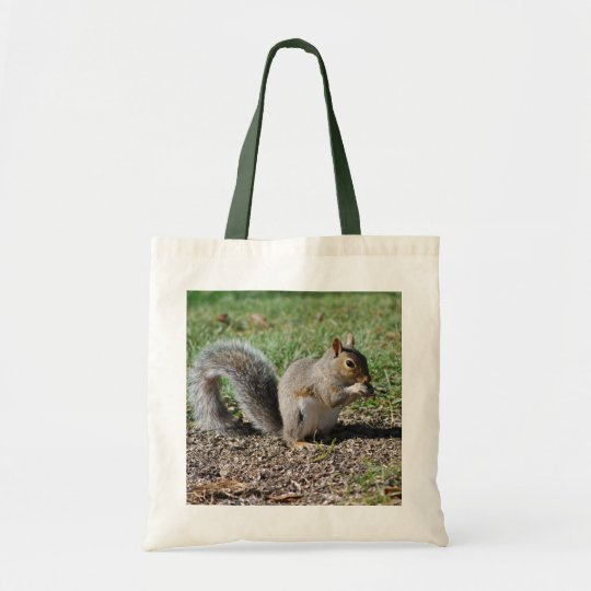 Eastern Grey Squirrel tote bag