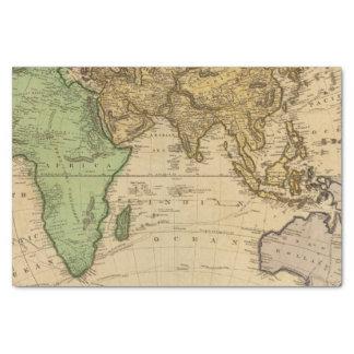 Eastern Hemisphere 10 Tissue Paper