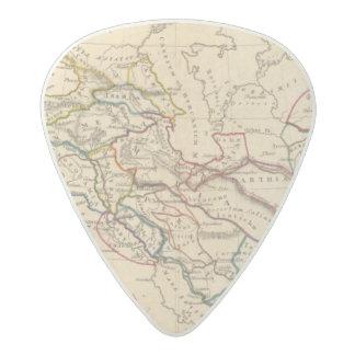 Eastern Hemisphere 11 2 Acetal Guitar Pick