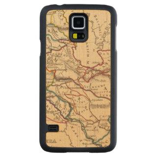 Eastern Hemisphere 11 2 Carved Maple Galaxy S5 Case