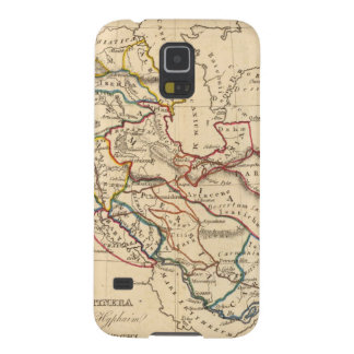 Eastern Hemisphere 11 2 Galaxy S5 Cover