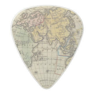 Eastern Hemisphere 11 Acetal Guitar Pick