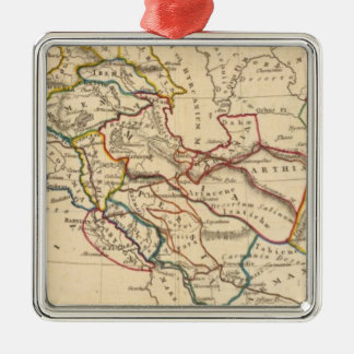 Eastern Hemisphere 11 Christmas Ornament