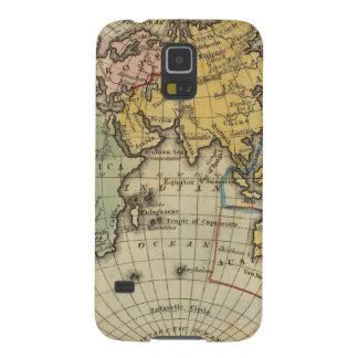 Eastern Hemisphere 11 Galaxy S5 Case