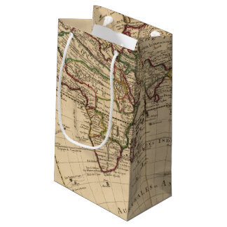 Eastern Hemisphere 12 Small Gift Bag