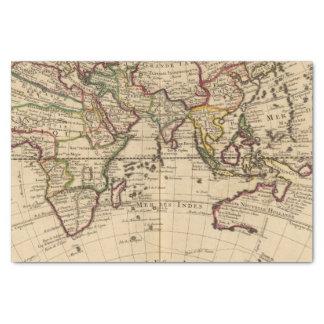 Eastern Hemisphere 12 Tissue Paper