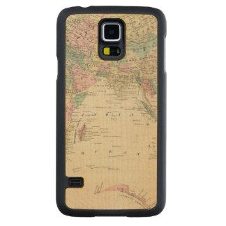 Eastern Hemisphere 14 Carved Maple Galaxy S5 Case