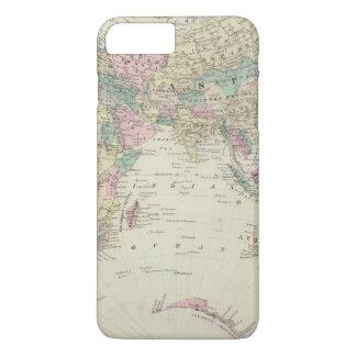 Eastern Hemisphere 14 iPhone 8 Plus/7 Plus Case