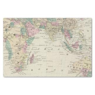 Eastern Hemisphere 14 Tissue Paper