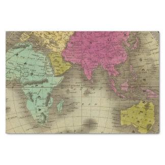 Eastern Hemisphere 15 2 Tissue Paper
