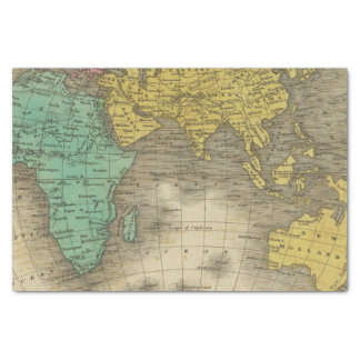 Eastern Hemisphere 15 Tissue Paper