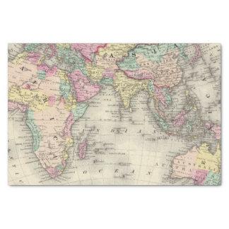 Eastern Hemisphere 16 Tissue Paper