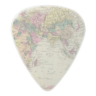 Eastern Hemisphere 2 Acetal Guitar Pick